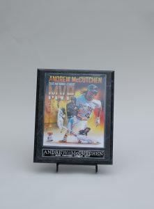 Andrew McCutchen 2013 MVP