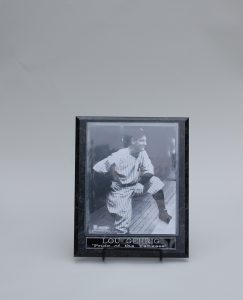 "Lou Gehrig ""Pride of the Yankees"""