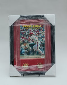 Pete Rose-Stan Musial (Autographed)