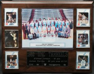 1982 UNC Tarheels