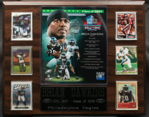 Brian Dawkins NFL Hall of Fame 2018