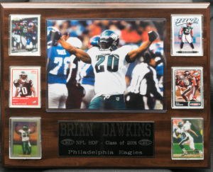 Brian Dawkins 2018 Hall of Fame