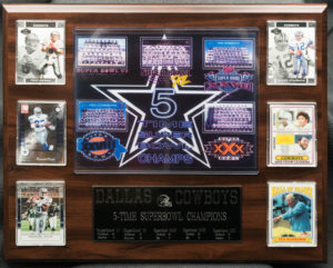 Dallas Cowboys 5-Time Superbowl Champions