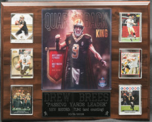 Drew Brees Quarterback King