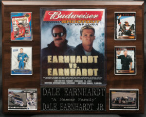 "Earnhardt vs. Earnhardt ""A Nascar Family"""