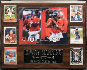 Elway-Manning Broncos Superstars