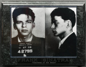 "Frank Sinatra ""Chairman of the Board"""