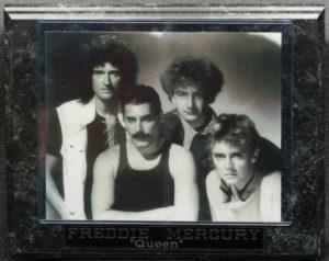 "Freddie Mercury ""Queen"""