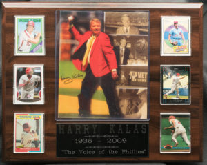 "Harry Kalas ""The Voice of the Phillies"""