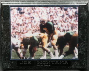 Joe Montana Notre Dame