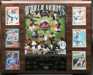 New York Mets 1986 World Series Champions