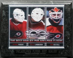 The Best Goalies Philadelphia Flyers