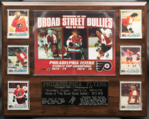 Philadelphia Flyers Broad Street Bullies Stanley Cups