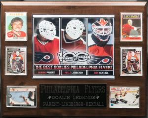 Philadelphia Flyers Goalie Legends