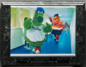 Phillie Phanatic - Gritty