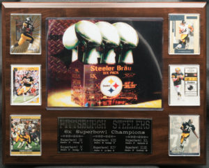 Pittsburgh Steelers 6x Superbowl Champions